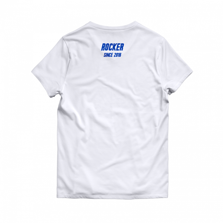 BNZSA T-shirt in white 2016