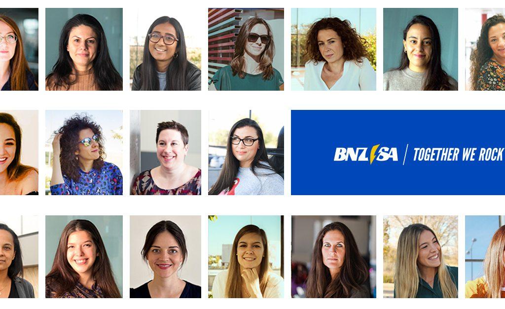BNZSA International women's day 2021